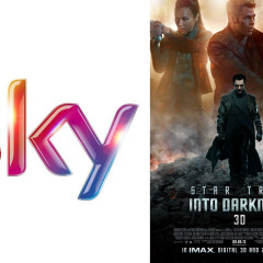 Exclusive Star Trek Into Darkness Tickets For Sky Customers