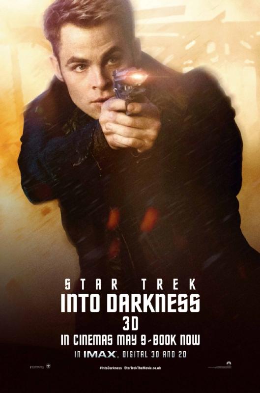 STID Kirk Poster