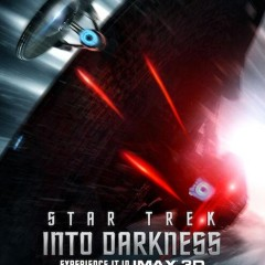 New! Star Trek Into Darkness Ships Poster