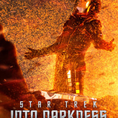 New! US Star Trek Into Darkness Poster – Spock