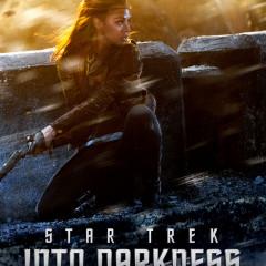 New! US Star Trek Into Darkness Poster – Uhura