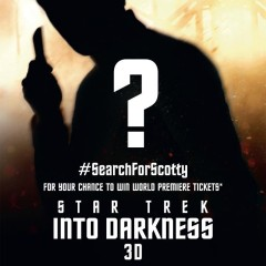 Search For Scotty To Win London Premiere Tickets
