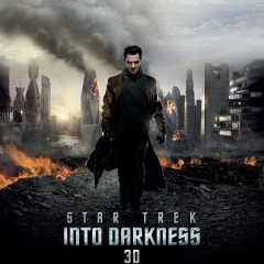 New! Star Trek Into Darkness Poster – Earth Will Fall