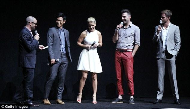 _Star Trek Cast - Cinema Con