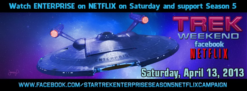 Star Trek Enterprise S5 Netflix