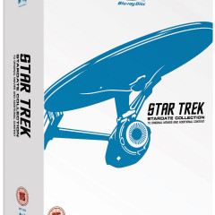Star Trek: Stardate Collection – The Movies 1-10 On Blu-ray
