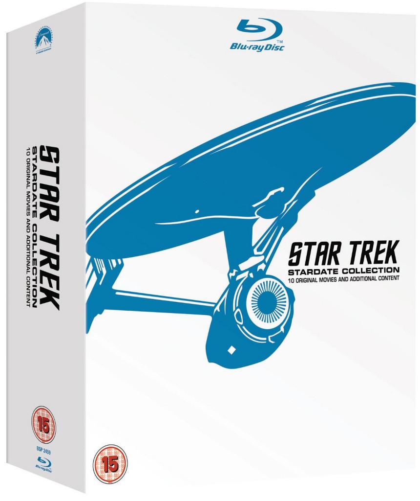 Star Trek Stardate Collection