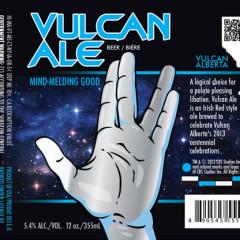 Vulcan Ale – Mind Melding Good