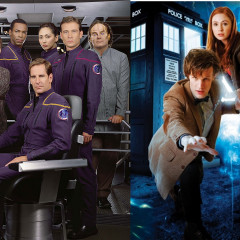PITAQ – Doctor Who Matey Trek