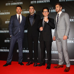 Photos From Star Trek Into Darkness Sydney Premiere