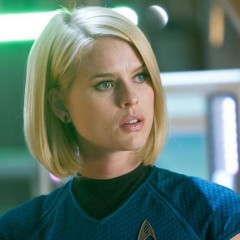 Alice Eve On Narrating The Star Trek Into Darkness Audiobook