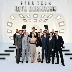 Star Trek Into Darkness Opens with $31.7 Million in 7 overseas markets
