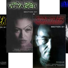 Star Trek Section 31- Books