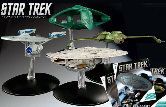 Star Trek The Official Starship Collection [Eaglemoss]