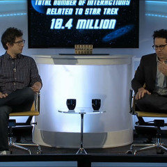 Facebook Live Talks Star Trek With J.J. Abrams & Special Guest George Takei