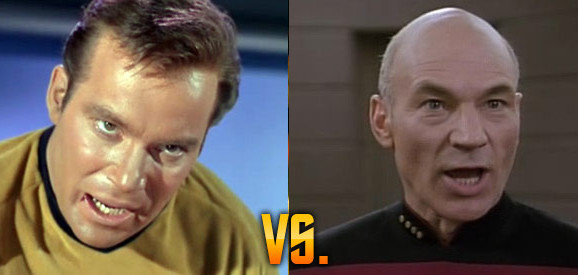 Ten Forward Episode 53: The Big one – Kirk v. Picard