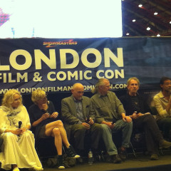 London Film and Comic Con 2013 – DS9 Talk Pictures