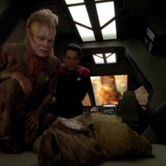 The Delta Quadrant – 4×12 – Mortal Coil