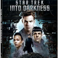 Star Trek Into Darkness Blu-ray & DVD Packages
