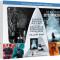 Star Trek Into Darkness Limited Edition Steelbook Blu-rays + USS Vengeance