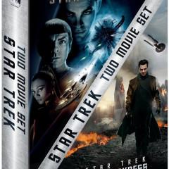 Star Trek / Star Trek Into Darkness Double Pack Blu-ray & DVD