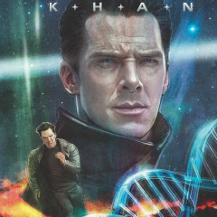 Out Now: Star Trek Khan, Issue #1