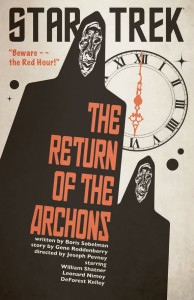 Art - The Return of the Archons