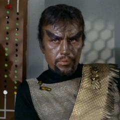 Star Trek Actor, Michael Ansara (1922-2013)
