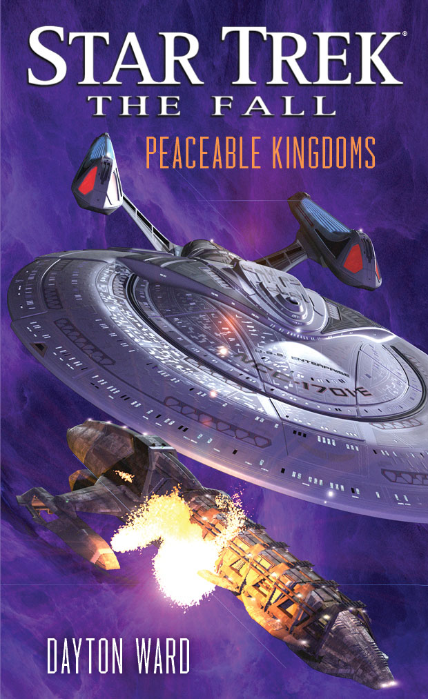 Star Trek The Fall-Peaceable-Kingdoms