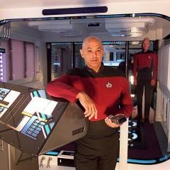 Star Trek fan Anthony Alleyne jailed for child porn offences