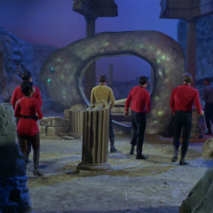 Star Trek: The Original Series Part 15: Harlan and the Guardian, the parasite and the light. Goodnight. By Rick Austin