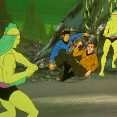 Star Trek: The Animated Series Episode 13 – The Ambergris Element By Gail Gerard