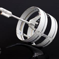 Enterprise Ring Ship Artisan Replica