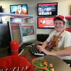 The Netflix Star Trek fan named on the internet as the best customer relations worker EVER