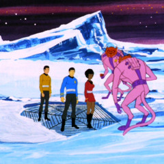 Star Trek: The Animated Series Episode 14 – The Slaver Weapon By Gail Gerard