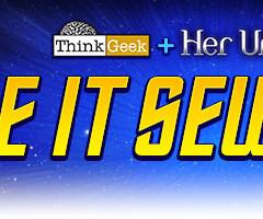"""Make It Sew"": A Star Trek T-shirt Design Contest"