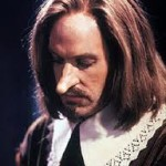 Reg Barclay as Cyrano de Bergerac