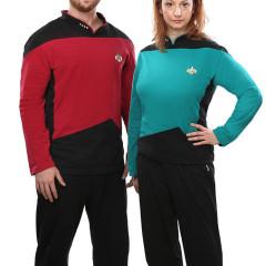 Star Trek TNG Pajama Set