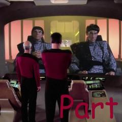 The Neutral Zone, TNG S1 E26 Review PART 1, The Battle Bridge *Season 1 Finale*