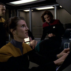 The Delta Quadrant 6×20 Good Shepard
