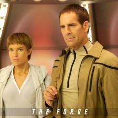PITAQ 89 Star Trek Enterprise The Forge