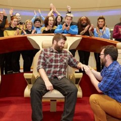 Two Couples get engaged at Destination Star Trek