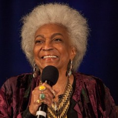 Nichelle Nichols Stopped at LAX After Companion Found With Meth
