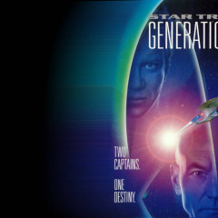 Ten Forward Episode #124 – Chopping Logs and Dogs, or Star Trek Generations