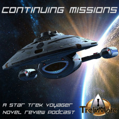 Voyager's Continuing Missions – Children of the Storm