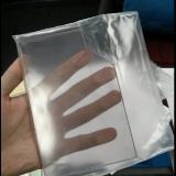 Transparent Aluminium