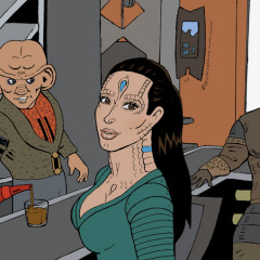 UP2 Feedback Selection for Cardassians
