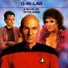 Ten Forward: Episode 182 – Book Club – Q In-Law