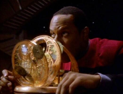 Sisko's Clock