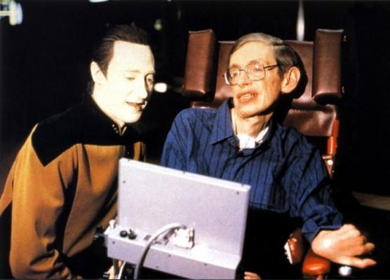 Data & Hawking